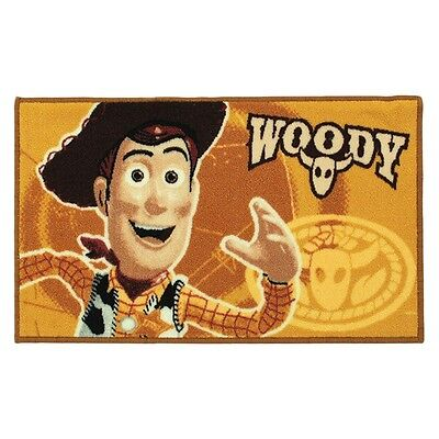 Tapis 80 x 50  TOY STORY WOODY  -  Décoration Chambre Enfants