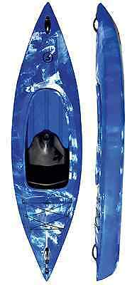 One Person Sit In Kayak - 292cm / 9.4ft - Blue & White - Riber - Ex-Display