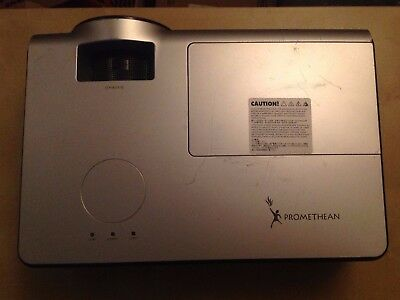 Promethean PRM-35 DLP HDMI Projector - not working/spares or repairs