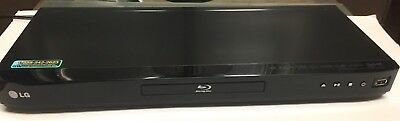 LG Network Blu-ray DVD Player without remote