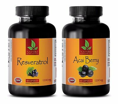Weight loss essential oil - RESVERATROL – ACAI BERRY COMBO - acai extract