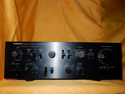 HITACHI Vorverstärker HCA 8300 high end, in TOP Zustand,  Phono MM/MC