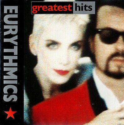 "Cd "" Eurythmics - Greatest Hits "" Best Of / 18 Songs (Would I Lie To You)"