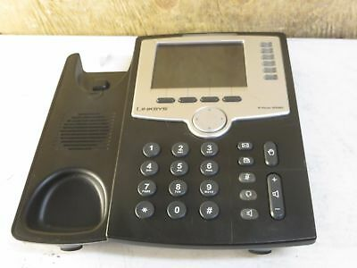 Linksys SPA 962 IP Phone VOIP SPA962 - 6 line |