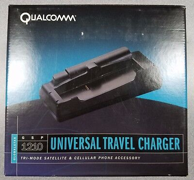 Globalstar 1600 Satellite PhoneTravel Charger-Spare Battery and Phone Same Time