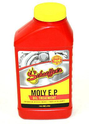 Schaeffer Manufacturing Co  Moly EP Oil Treatment, 1 pint 0132-023S