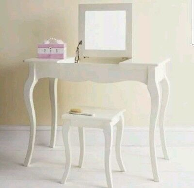GLTC Girls Florence Dressing Table And Stool BRAND NEW BOXED CLEARANCE SALE