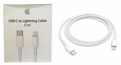 Apple USB-C to Lightning Cable (1m/3ft) MQGJ2AM/A Genuine Authentic NEW