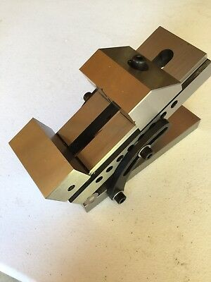 QKG73 Precision Tool Vise with sine plate NEW