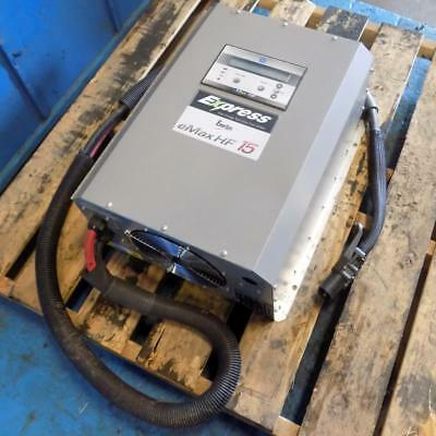AKER WADE 15kW HF FAST CHARGER INDUSTRIAL BATTERY CHARGER eMAX HF15-48