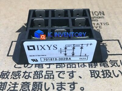 1PCS IXYS 701819-302BA Module Supply NEW 100% Best Service Quality Guarantee