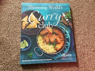 slimming world Curry Club  recipe cook book