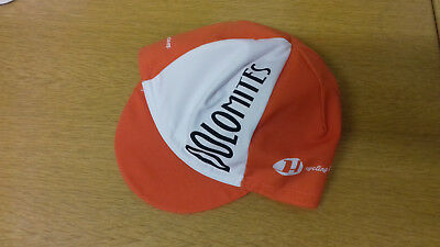 DOLOMITES CYCLING BIKE CAP - Fixed Gear - Made in Italy