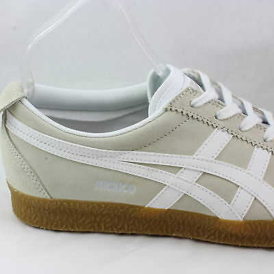 Onitsuka Tiger Mexico 66 Delegation OFF WHITE GUM Trainers Shoes *Ex Display*