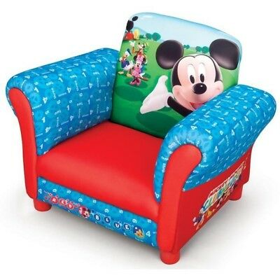 MICKEY - Fauteuil Enfant Chesterfield