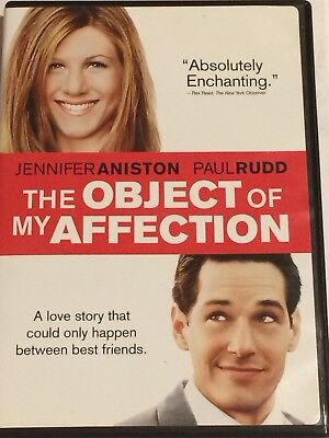 The Object Of My Affection (DVD, 2006, Widescreen Sensormatic)