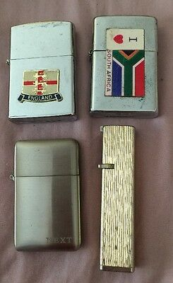 Selection Of Cigarette Lighters