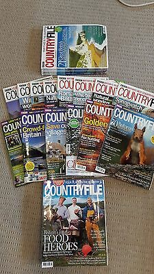 BBC Countryfile Magazines 31 Issues in excellent condition.