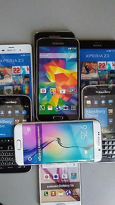New LOTS OF Samsung Sony Blackberry Dummy Display Cell Phones
