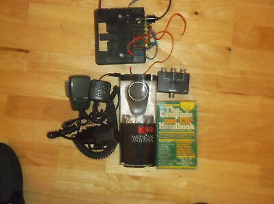 Ham radio / cb microphones and various other items