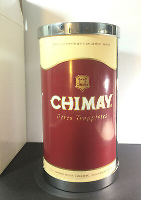 Chimay Beer Bottle Chiller Cooler Trappist Belgium Brewery Box