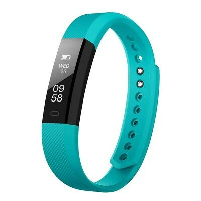 Fitness Tracker, Letscom Fitness Tracker Watch with Slim Touch Screen and Wristb