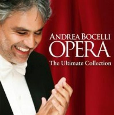 Andrea Bocelli Opera The Ultimate Collection Brand New Sealed Cd