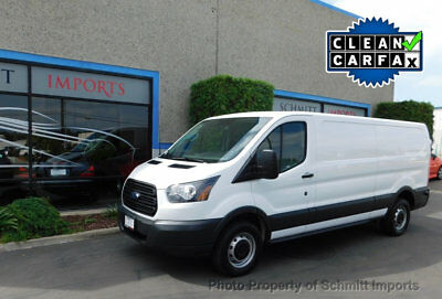 2015 Ford Transit Cargo Van T150, V6 3.7L engine, Great Value!