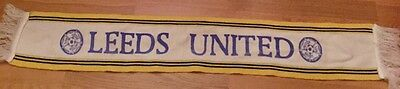 Scarf Leeds United Old Style