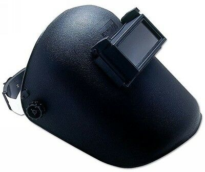 Flip-Up Welding Head Mask - Black