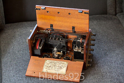 weconomy loud speaking amplifier - antique british Western Electric Co. Ltd.