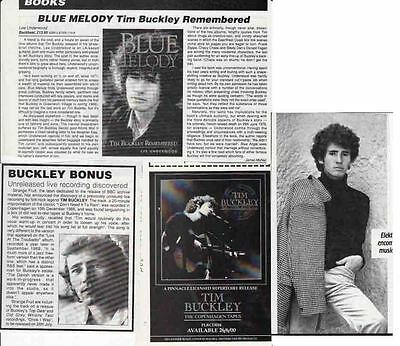 Tim Buckley : Cuttings Collection