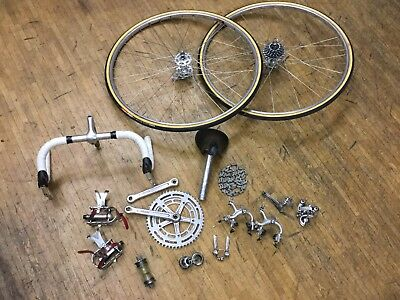 Dura Ace Gruppe Groupset 1. Generation Eroica