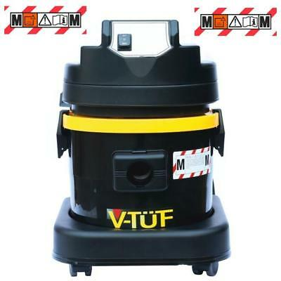 V-TUF M Class Rated Dust Extractor Hoover Vacuum Cleaner 110V 1400W HSE Approved