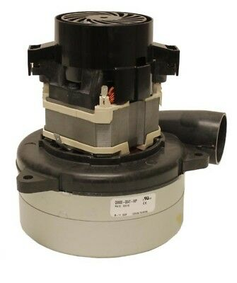 Electro Vacuum Motor Q6600-004T-MP-26 2 Stage High Performance 120v Mytee C310