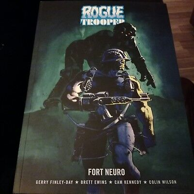 Rogue Trooper: Fort Neuro (2000 Ad)