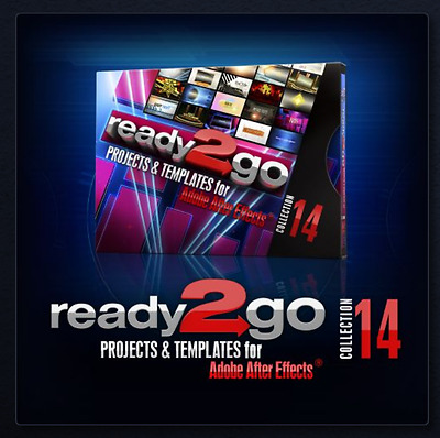Digital Juice New R2go Proj. & Templates for Adobe After Effects Collection 14