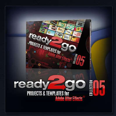Digital Juice New R2go Projects & Templates for Adobe After Effects Collection 5