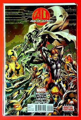 Age of Ultron 2 ▪ Book 2 ▪ Black Widow ▪ Moon Knight ▪ High Grade ▪ 9.0 VF/NM