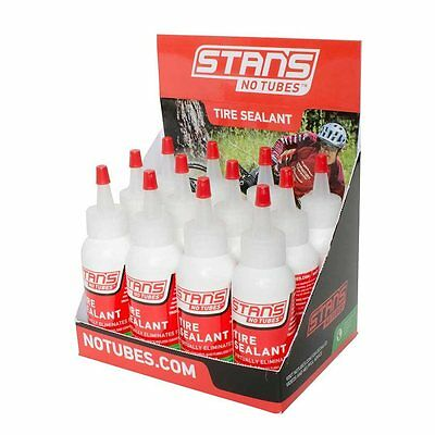 Stans No Tubes Pre-Mixed Sealant, 12 x 2oz