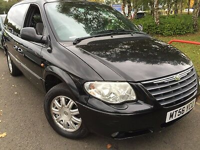 56 Chrysler Grand Voyager 2.8 Crd Limited Stow N Go, Fabulous Example, E/doors,