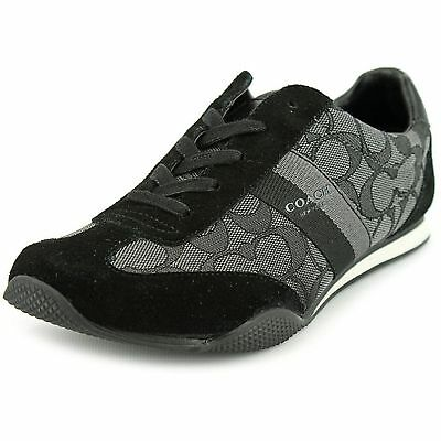 Coach Kelson Signature Sneaker - Black - Several Sizes