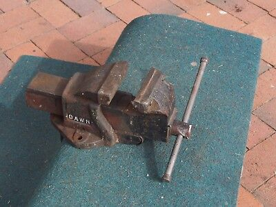 bench vice Dawn 5 inch heavy duty