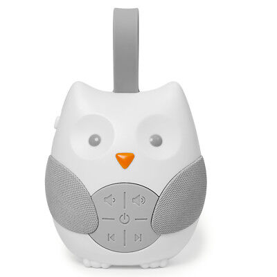 New Skip Hop Stroll & Go Portable Baby Soother Owl Music Soother