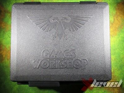 Small Games Workshop Figure Case [x1] [Figure Case] Good