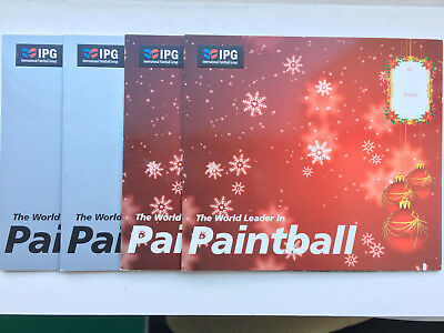IPG Paintball Tickets: $1.25 per ticket