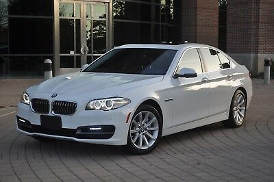 2014 BMW 5-Series 535 X Drive All Wheel Drive 2014 BMW 535 X-Drive, All Wheel Drive, White on Black only 22,000 miles