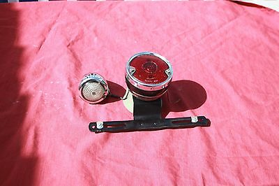 1947- 1955 1ST Chevy Suburban CLAMSHELL TAILIGHT   Original GMC Carryall