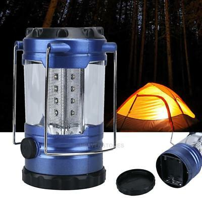 12-LED Camping Lantern Portable Battery Operated Light Outdoor Sport Hiking Lamp