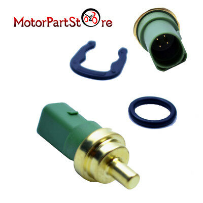 Green Coolant Temperature Sensor Water Temp Switch 059919501A TS477 For VW Audi